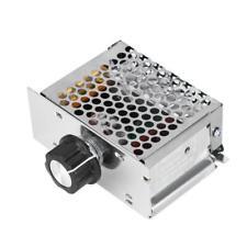 AC 220V 4000W regolatore di velocita' tensione dimmer elettrico motore regulator