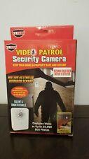 Jb5863 Video Patrol Security Camera Free Shipping