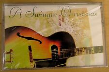 A Swingin' Christmas by Big Rhythm Band (Cassette, Oct-1996, Warner Bros.) NEW