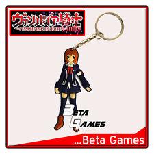 Vampire Knight Yuki Cross Kuran rubber keychain portachiavi figure