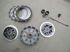 2009 09 OEM Kawasaki KX 250 F Clutch Assembly Basket Bearings Clutch Plates