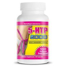 5HTP Griffonia Simplicifolia Bean Extract Serotonin Mood 200mg Weight Management