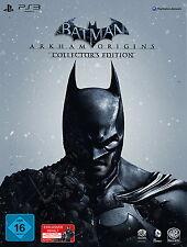 Batman: Arkham Origins Collector's Edition PS3 Sony PlayStation 3 2013 Sealed UK