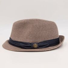 Goorin Brothers Paper Crushable Fedora Hat Unisex Medium