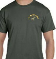 Marines USMC Semper Fi Oorah Military Tee T-Shirt New