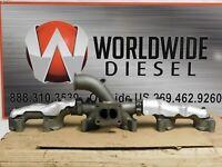 2014 Detroit DD15 Exhaust Manifold, Parts # A4721422401