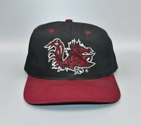 South Carolina Gamecocks Twins Enterprise Vintage 90's Snapback Cap Hat - NWT