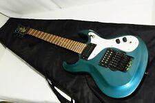 Mosrite Order Made Metallic Green Electric Guitar Ref.No 2410