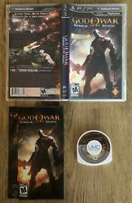 God Of War : Ghost Of Sparta - ( Sony Psp ) Complete W/box @ Manual !