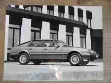 Photo photographie photo photo Graph ROVER 3500 Vanden Plasmas EFI 9/85 sr617