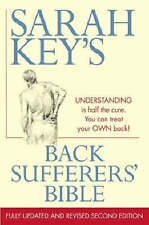 NEW Back Sufferers' Bible by Sarah Key