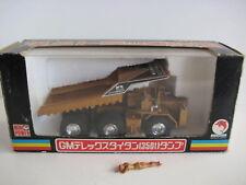 Terex Titan 350 camiones de volteo bronce shinsei 1:132 OVP