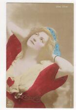 Actress Ethel Oliver 1908 RPPC Postcard US097