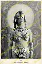 Bérénice Femme érotique antiquité mythique art nouveau bijoux néo-ägyptik pharaonne 1897