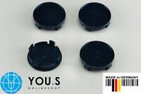 4 Nabenkappen Nabendeckel ohne Logo - Außen 53,7 mm Innen 46,3 mm - RH ARTEC
