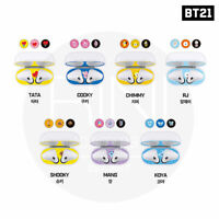 BTS BT21 Official Authentic Goods  Dust Guard  Sticker By Gcase + Tracking num