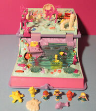 Polly Pocket Mini ♥ Unterwasserwelt Sparkling Mermaid Adventure ♥ 100% complete
