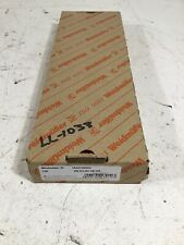 *NEW BOX OF 720* Weidmuller 1640740000 Terminal Block Markers MC Neutral WS 8/5