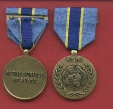 UN United Nations Military Award medal for Congo MONUC
