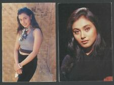 India Bollywood postcards Actress RANI MUKHERJI Lot A (19)