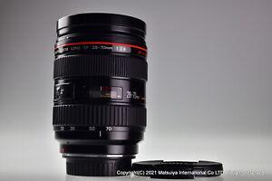 Near MINT Canon EF 28-70mm f/2.8L USM