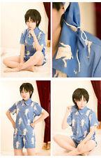 attack on titan Rivaille pajamas short sleeve whole set cosplay pyjamas costume