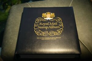 Royal Mail Stamp Album & Slipcase 1953- 1999