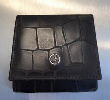 Giorgio Armani Mini-Wallet/ Purse for Bills and Coins