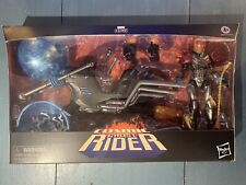 Cosmic Ghost Rider Marvel Legends Deluxe 6-inch Figure W/ Bike Hasbro