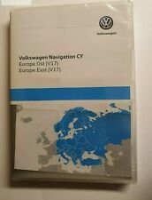 VW RNS510-810  Europe V17  East 2020 SEAT               SKODA Columbus  MAPS