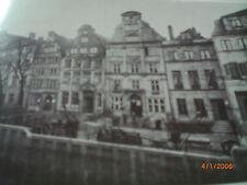 Hamburg - alte Fotografien - Rödingsmarkt 1878 und 1879