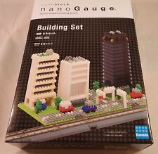 Nanoblock nanoGauge Building Set - japan building toy block nGsc_002 railway