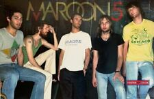 Maroon 5 Rare 2005 Group Shot Signatures Network Poster 22 x 34
