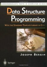 Data Structure Programming  With the Standard Template Library in C