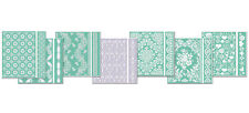 Cuttlebug Embossing Folder & Border BUNDLE 5x7  by Anna Griffin - GREAT PRICE!!