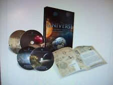 The Universe: A Journey Through God's Grand Design 4 DVDs + 112 p. viewer Guide
