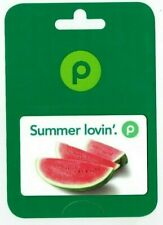 PUBLIX Gift Card Watermelon / Summer lovin' - No Value - I Combine Shipping