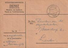 Dienst 91, Vogelwachter bij het Staatsbosbeheer te Kampen 21/3/1958