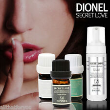 DIONEL Secret Love Feminine Perfume Cleanser Natural Aroma Fragrance Black 5mlx1