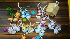 """Accessories for Dolls Baby Cute Shoes 2"""" Your Project American Dolls Toys Tilda"""