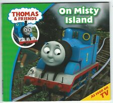 Thomas & Friends On Misty Island 2012 Paperback TV Tie-In Good+ Condition