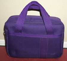Scripture Case Purple Cloth Tote Bible/Triple Uphill standard Cover LDS Mormon