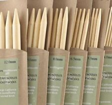 Brittany BIRCH Wood Double Pointed Knitting Needles DPN Pins All Lengths 2-12mm