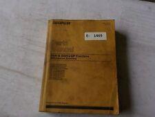 Cat D6H, D6h LGP,  Parts Manual Differential Steering