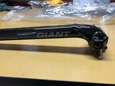 Giant SLR Contact Carbon Seat Post 27.2mm 400mm fits 9mm Carbon Fiber seat rails