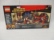 LEGO MARVEL DR. STRANGE SUPER HERO SANCTUM SANCTORUM RETIRED MISB #76060 SEALED