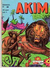 AKIM 89  MON JOURNAL 1963 RARE SUPERBE
