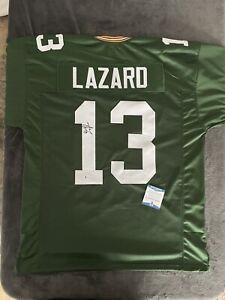 NFL Allen Lazard Green Bay Packers Custom Jersey signiert