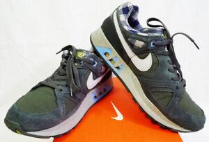 Vintage Nike Air Stab Premium size 8.5 2007 Flannel Pack (313717-301 Dark Army)