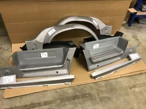 FORD TRANSIT MK4/5 1991 - 2000 FRONT ARCHES/INNER+OUTER / DOOR SILLS KIT NEW